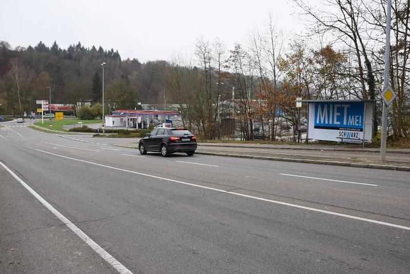 Südring/nh. Wannweiler Str/Zufahrt Real/neb. Einfahrt  (WH)