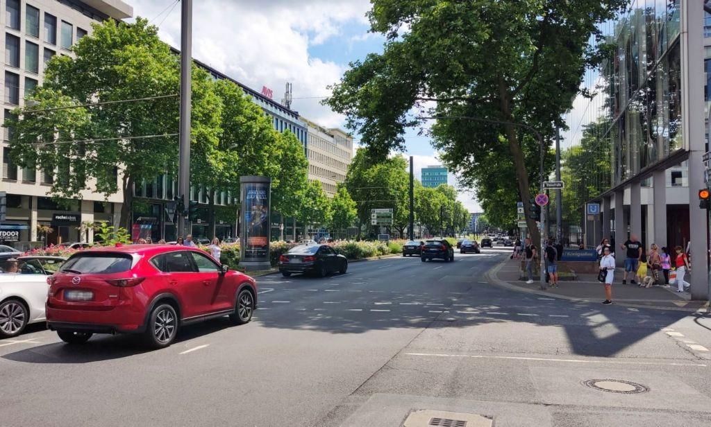 Berliner Allee/geg. Nr. 22/Ecke Steinstr