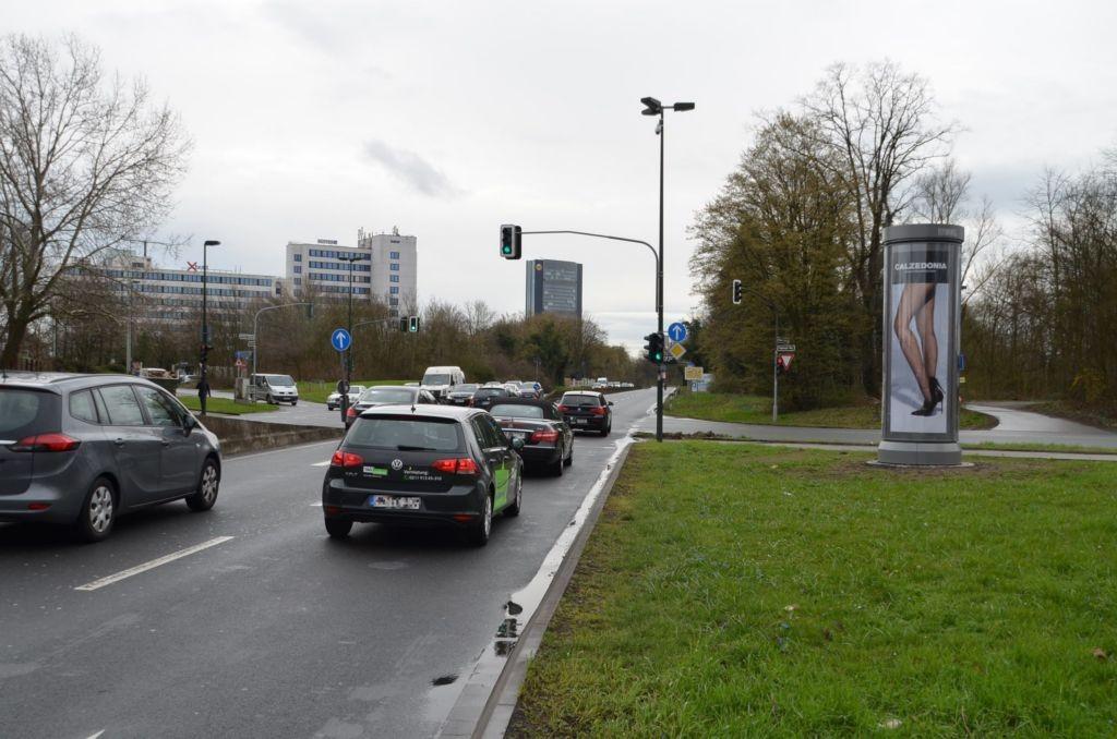Nördlicher Zubringer/B 1/Ecke Vogelsanger Weg