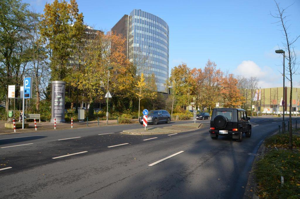 Stockumer Kirchstr/geg. Messe/Halle 2