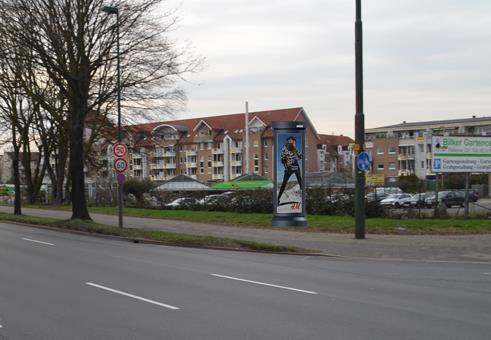 Südring/B 326/Fleher Str