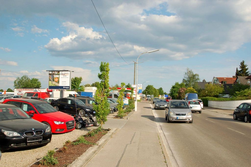 Münchener Str. 195/bei Autohandel/WE lks (City-Star)