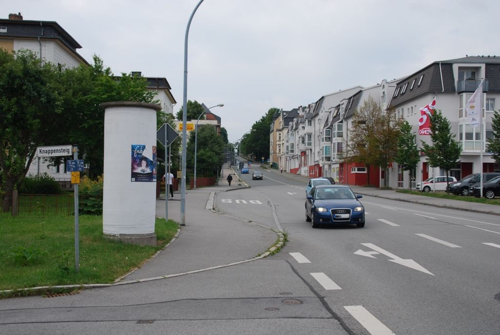 Adam-Ries-Str/B 101/Ecke Knappensteig
