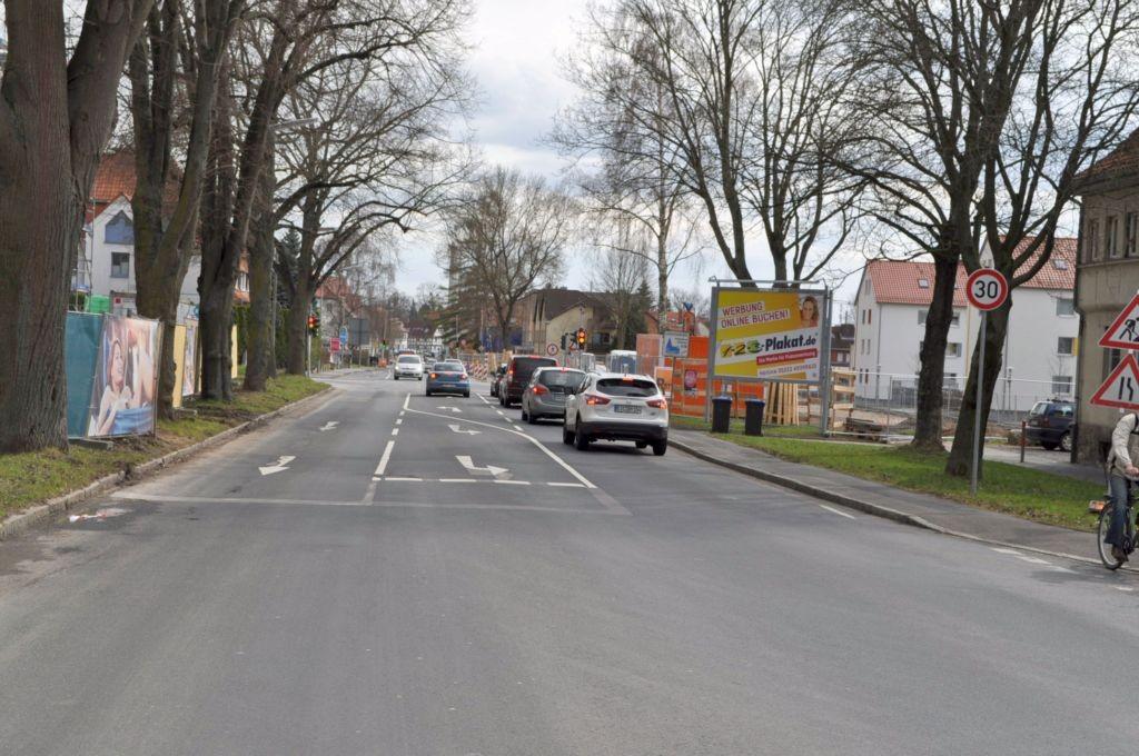 Hannoversche Str/geg. Am Weendespring/nh. Freibad (quer)