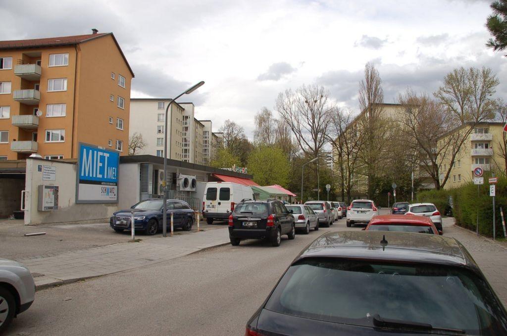 Steinhauser Str. 39/neb. Markthalle + Vinzenzmurr