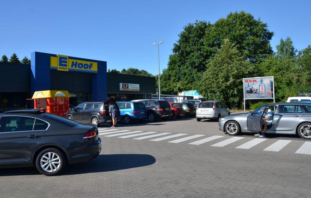 Kieler Str. 98a /Edeka/neb. Eingang (Sto. mte)