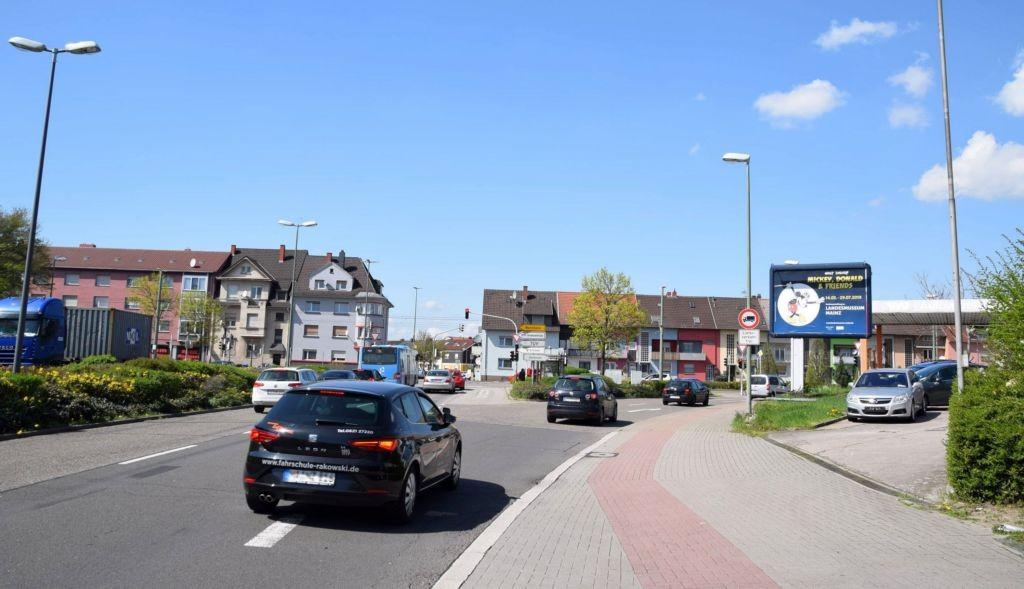 Saarlandstr. 38/B 38/Ecke Adlerdamm/B 44/WE rts (City-Star)