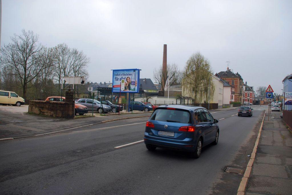 Werdauer Str. 19/Höhe Bushaltestelle/WE lks (City-Star)