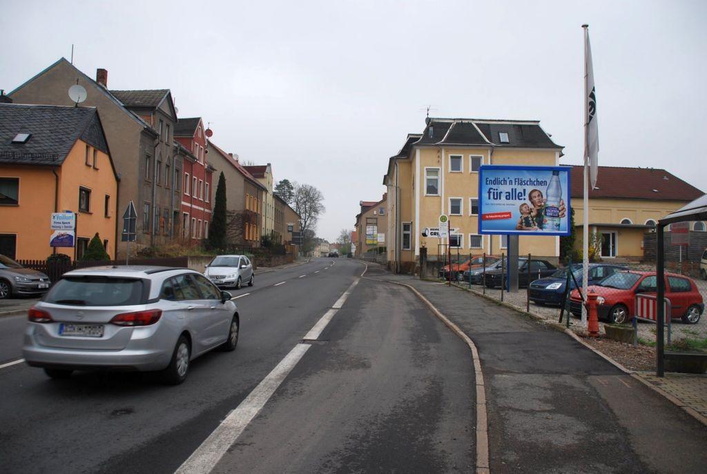 Werdauer Str. 19/Höhe Bushaltestelle/WE rts (City-Star)