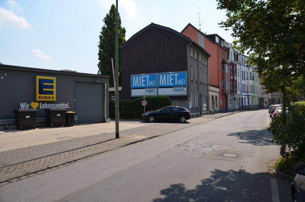 Grabenstr. 73/neb. Edeka -Sternbuschweg (quer am Giebel)