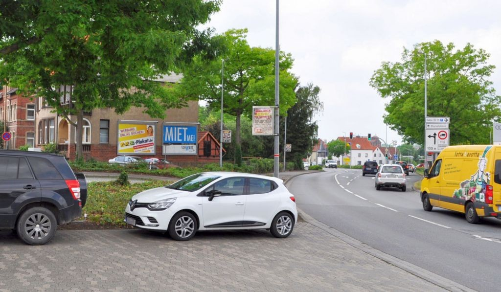 Schaupenstiel 29/Harztor/B 241/Zuf Lidl -Nordhäuser Weg
