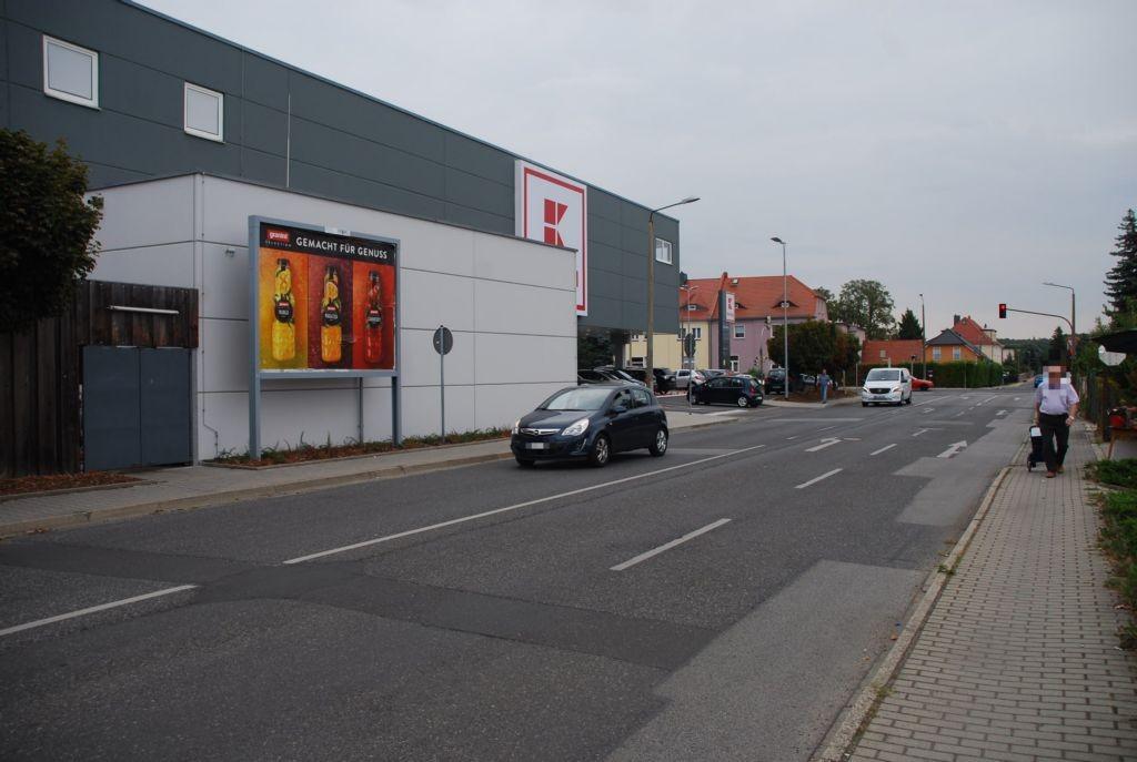Zittauer Str. 120 /B99/Kaufland/neb. Einf Fr.-Engels-Str