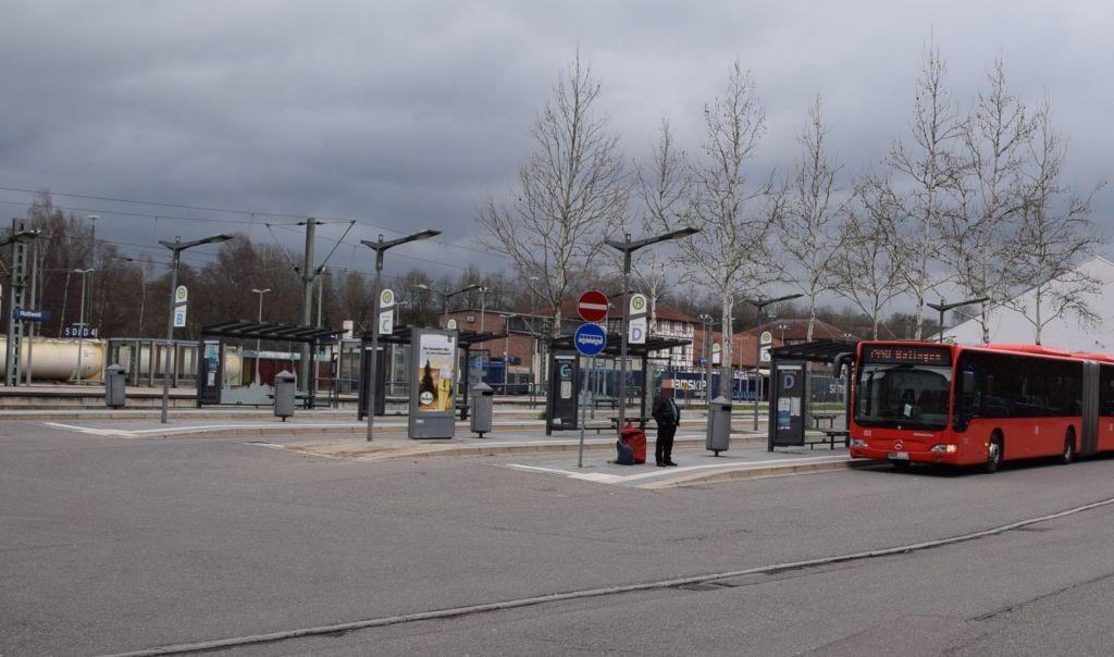 Bahnhofstr/Busbahnhof/Steig C (Sicht Str)