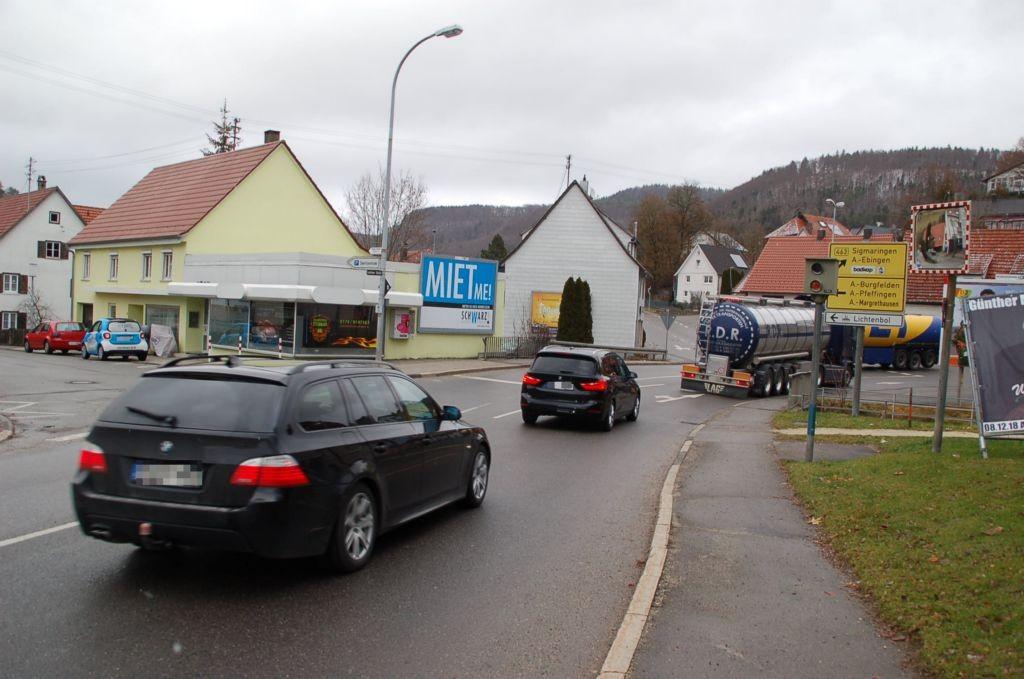 Laufener Str/B 463/Mühlgasse 4
