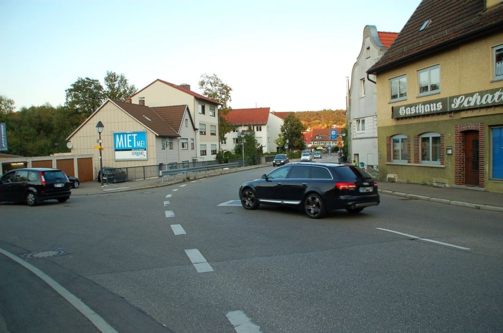 Heidenheimer Str. 4/Am Jagdschlößle/quer  (Schnaitheim)