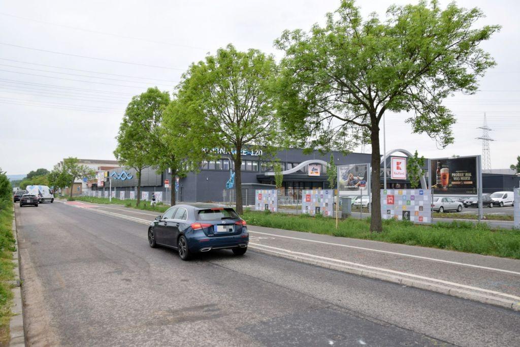 Rheinallee 120/Kaufland/nb. Eingang (Si. Straße)