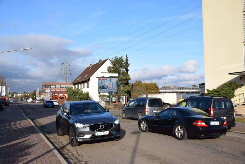 Kinzigheimer Weg 115/Zufahrt Lidl/WE rts (City-Star)
