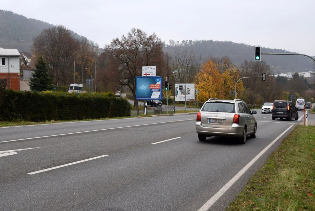 Rudolfstädter Str/B 88/Am Heerweg/WE lks (City-Star)