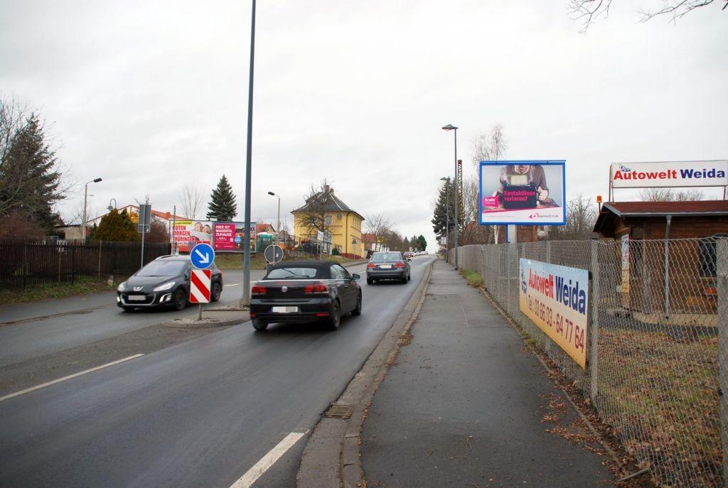 Geraer Landstr/B 92/geg. Wilhelm-Faber-Str/WE rts -City-Star