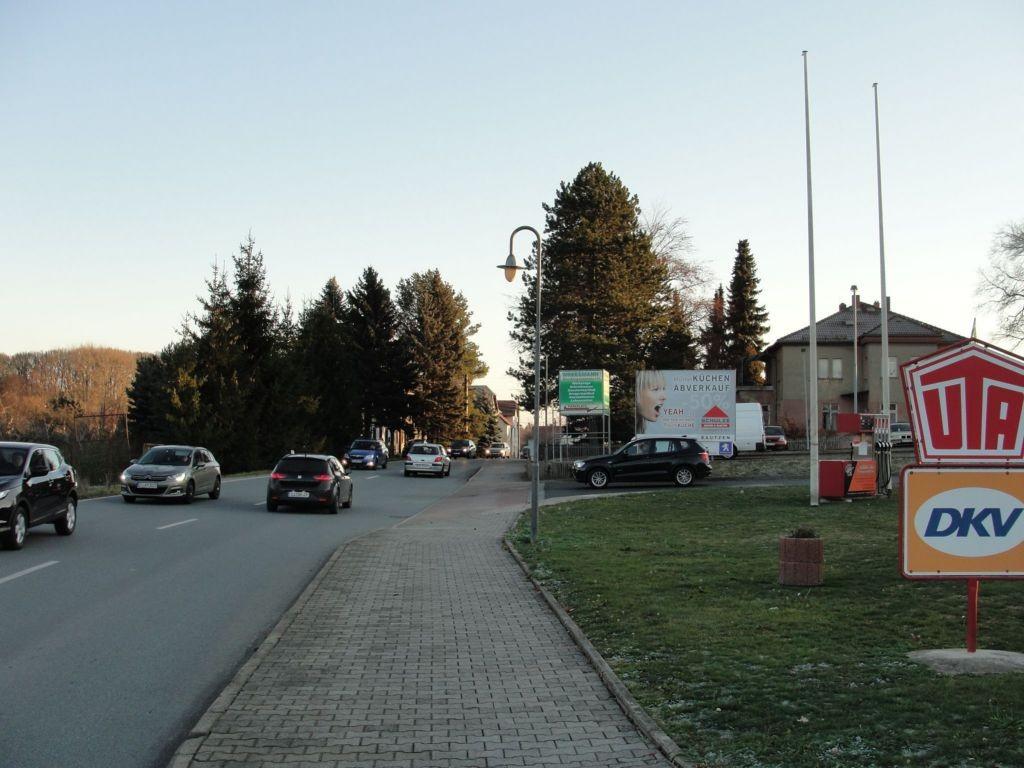 Hauptstr. 94/B 96/Hh. Tankstelle/Zuf Wreesmann (quer zur Str