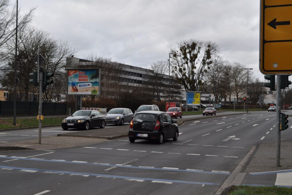 Robert-Koch-Str/ggü 38/Christophorusweg/WE lks (City-Star)