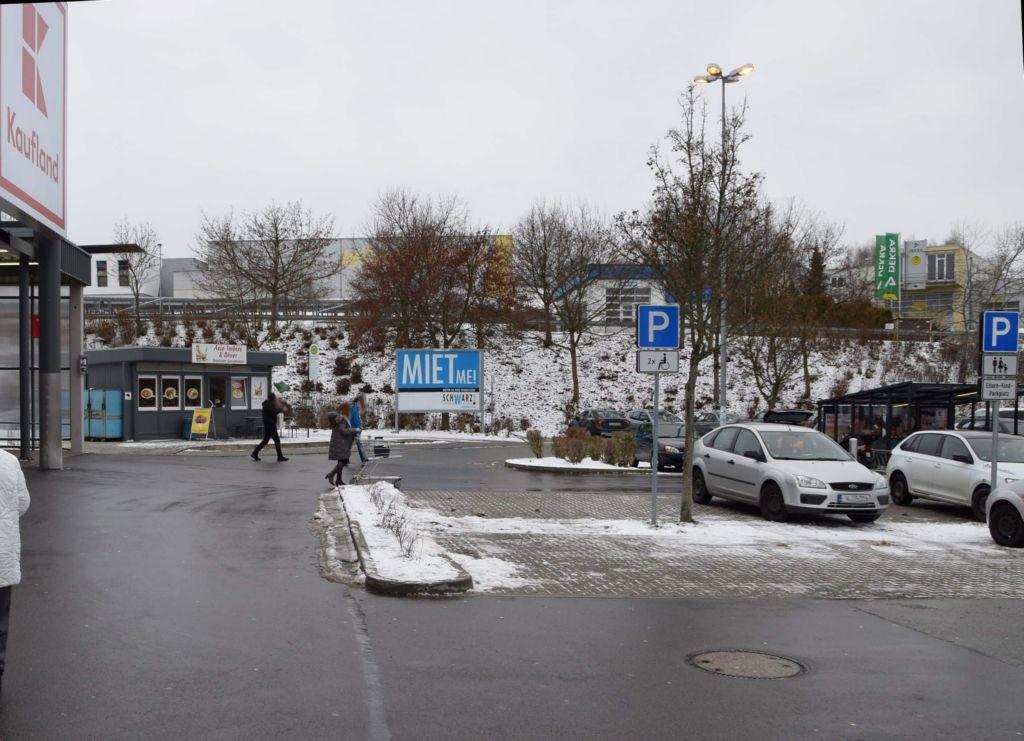 Zur Sternkoppel 1 /Kaufland/rts vom Eingang