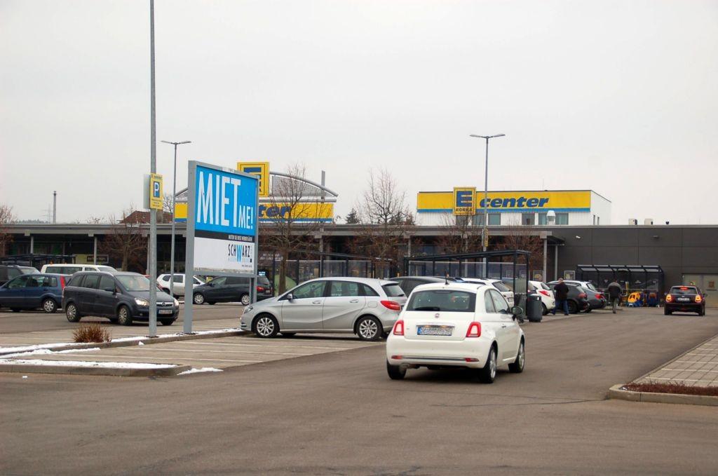 Albrechtstr. 33 /E-center/geg. Einf/Sto. 1 -Sicht Bahnhofstr