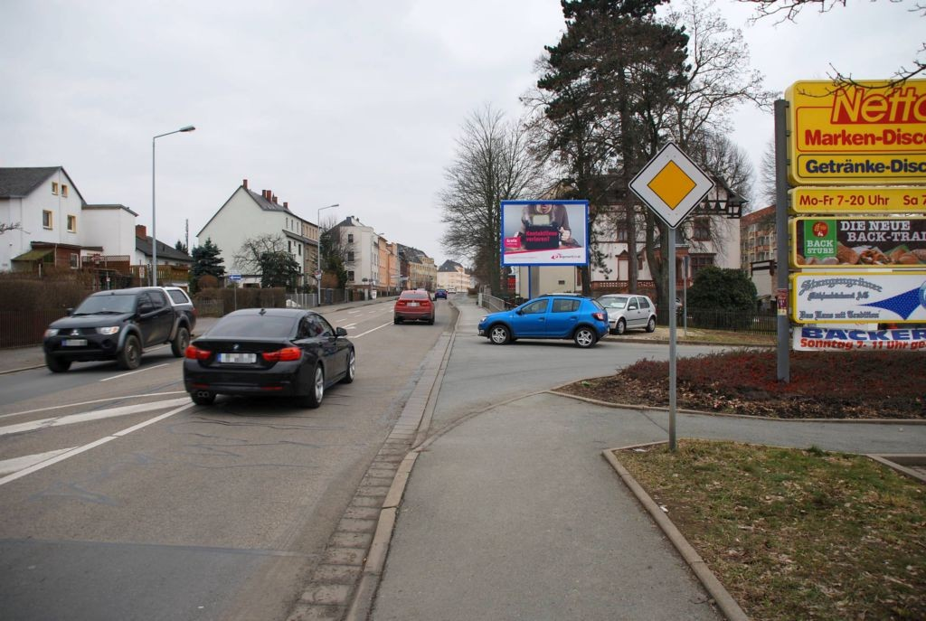 Zwickauer Str. 201/B 173/Einfahrt Netto/WE rts (City-Star)
