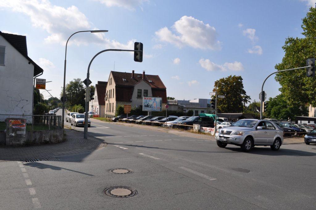 Werrestr/Waltgeristr. 34a/geg. Kaufland (quer)