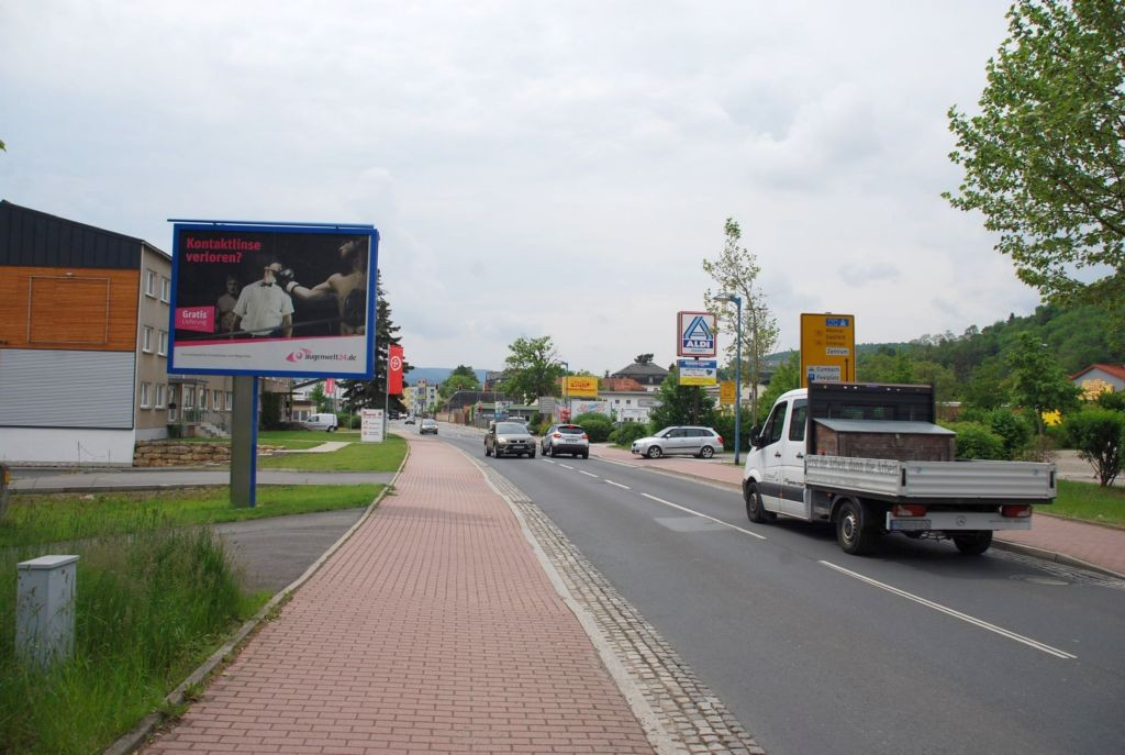 Oststr. 22a/Zufahrt Edeka Gartenstr/WE lks (City-Star)