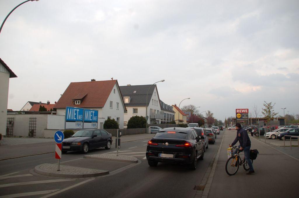 Oberndorferstr/Eichenstr. 1/geg. Rewe + Lidl