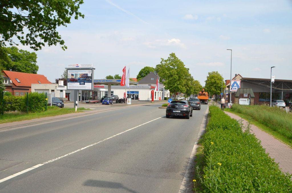 Weseler Str. 3/geg. Aldi/Einfahrt/WE lks (City-Star)