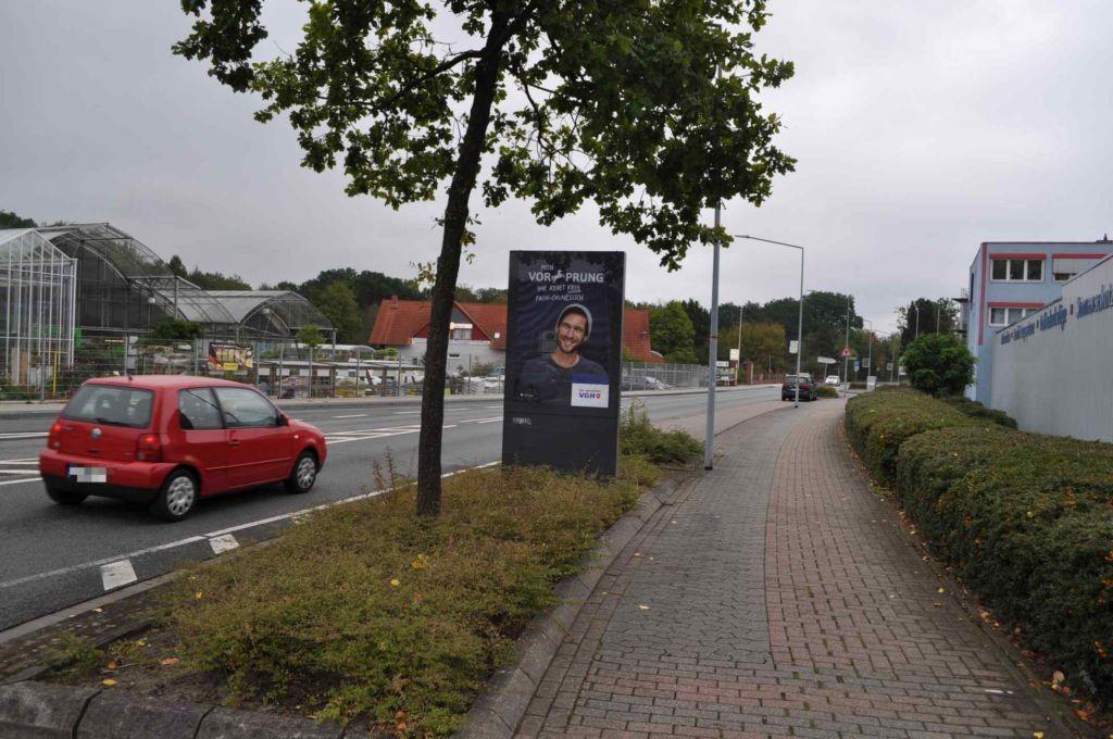 Nordhoffstr/Ecke Braunschweiger Str  (WE rts)