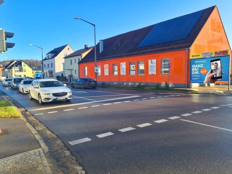 Regensburger Str. - Max-Reger-Str.