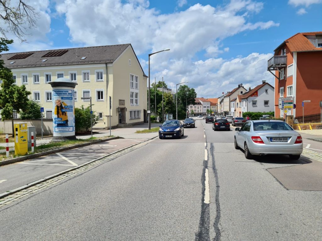Wackersdorfer Str. - Kreuzberg-Allee     3.00/3.60