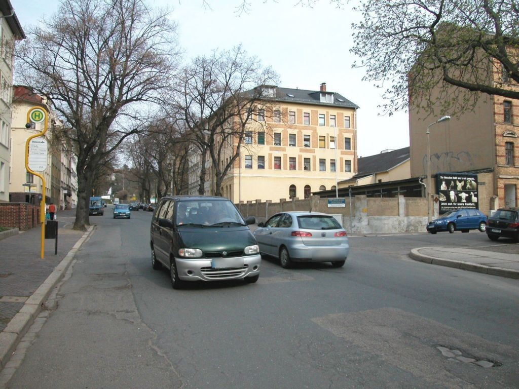 Steinstr   1/Altenburger Str