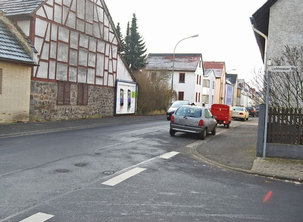 Kornblumenstr   2/Lichtenauer Weg