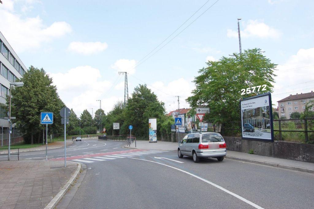 Güterbahnhof/Werner-von-Siemens-Str