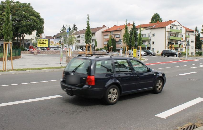 Ilvesheimer Str  14 ew (K 9753)/Odenwaldstr