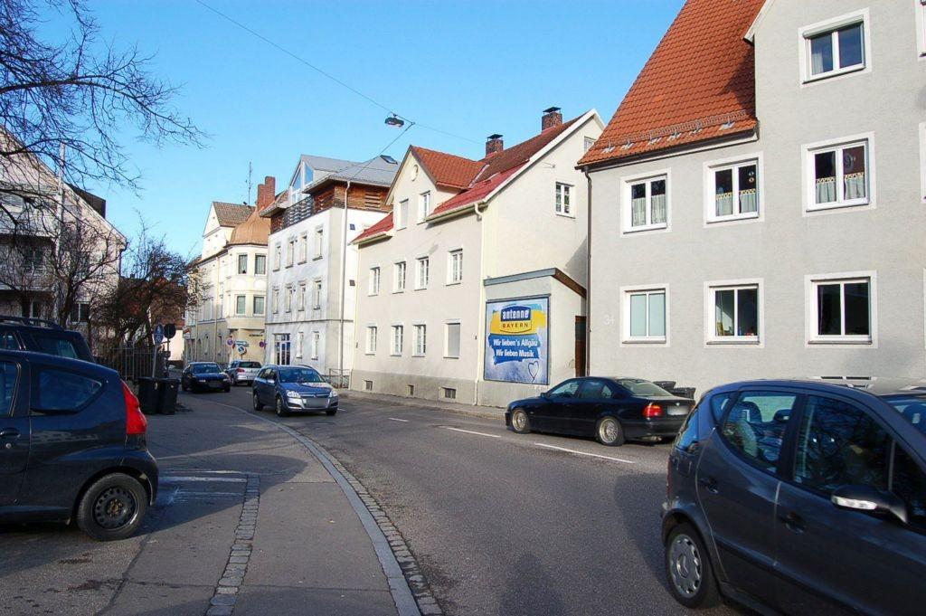Memminger Str  34/Prälat-Götz-Str gg