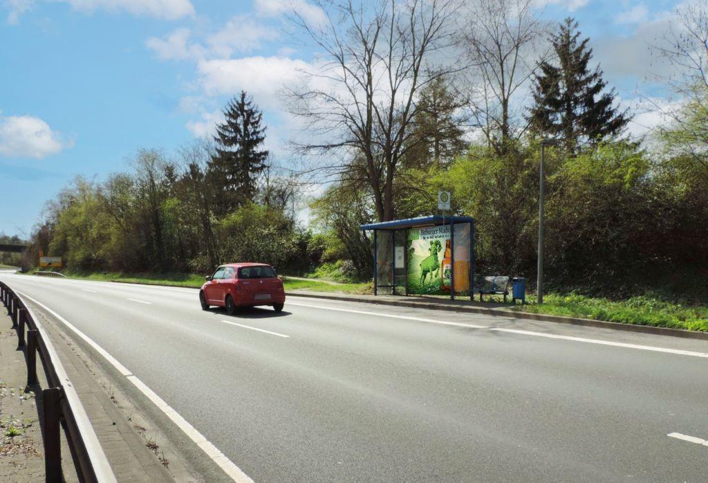 B 42 Richtung Lahnstein/Hst Balthasar-Neumann-Str aw