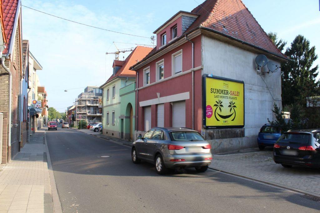 Oppauer Str  85/Untergasse