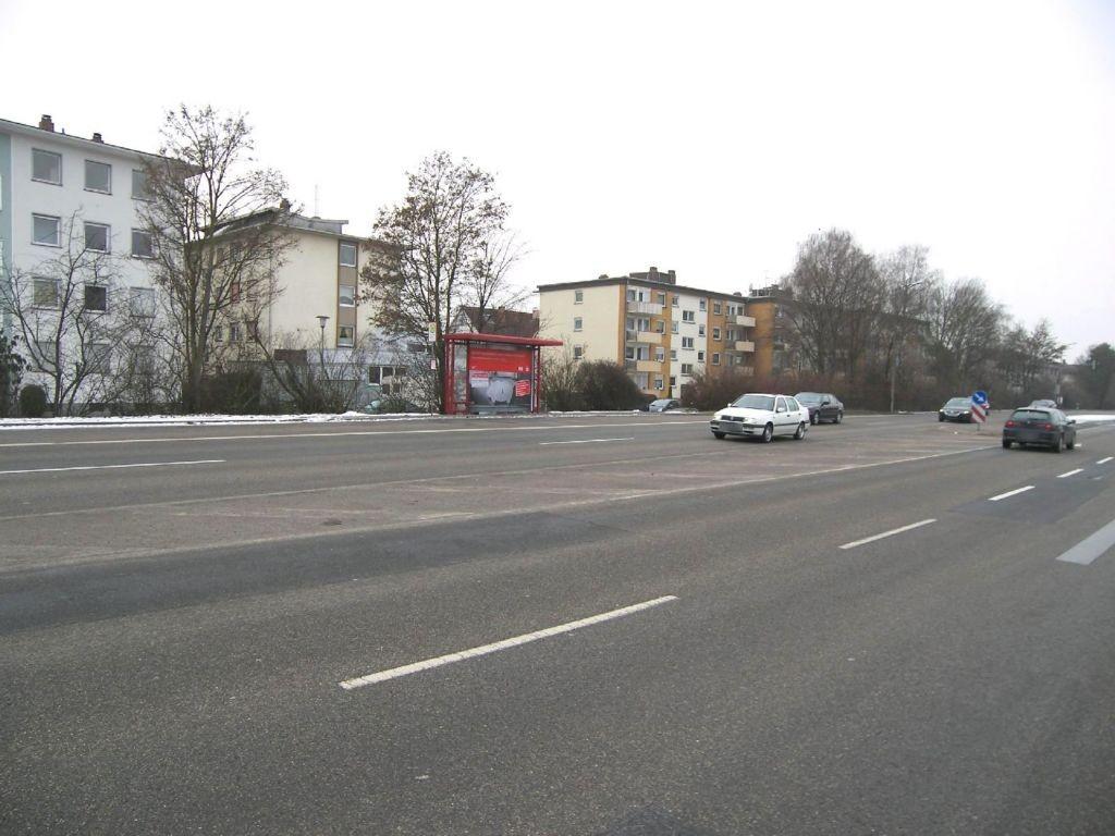 Mannheimer Str/Akazienweg