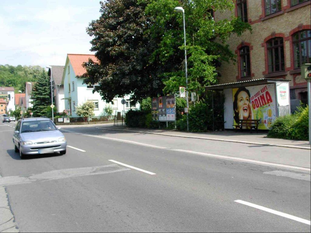 Beethovenstr  25a li/Schubertweg