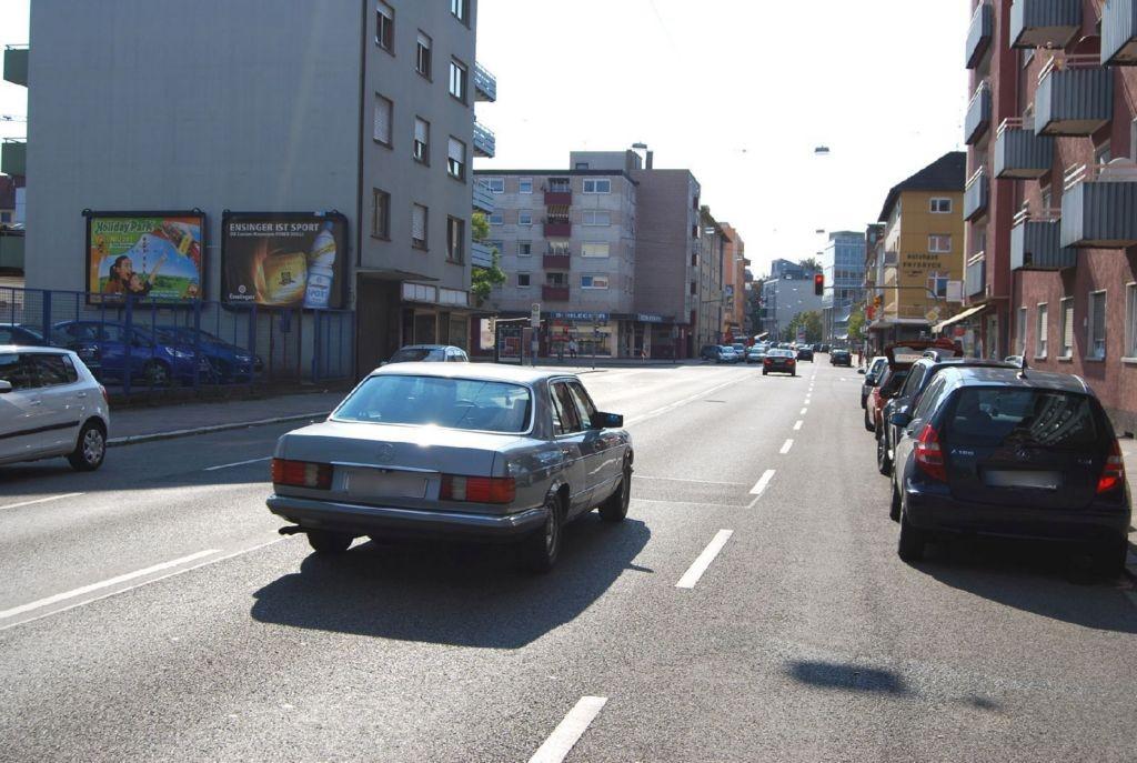 Westliche-Karl-Friedrich-Str 107 li/Neßlerstr gg