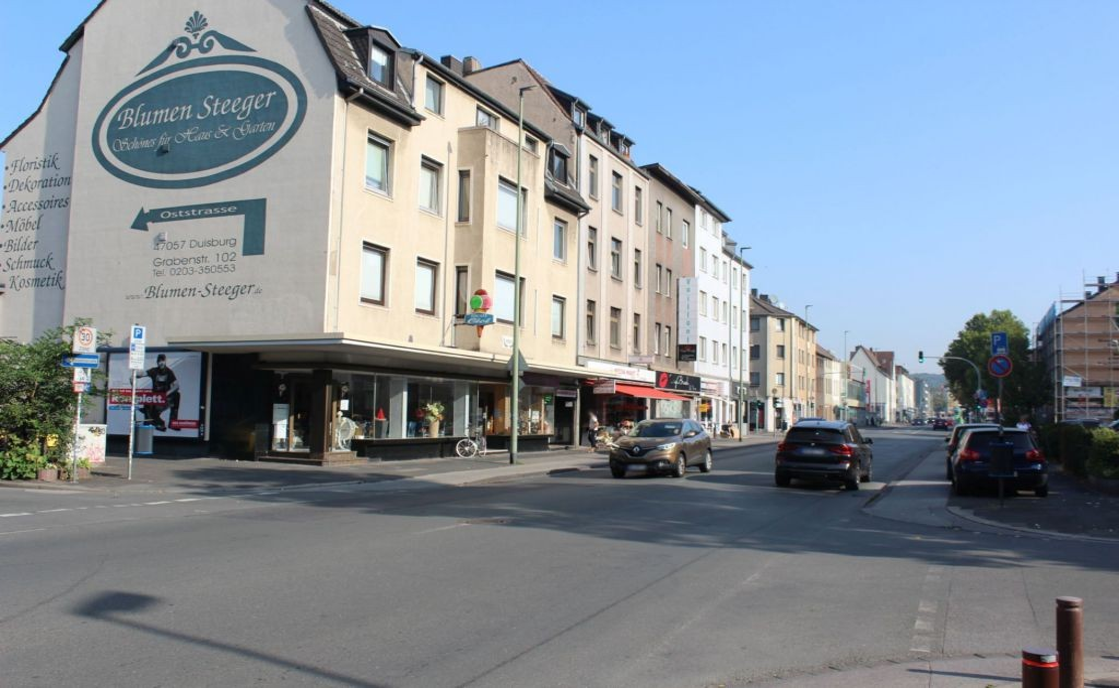 Sternbuschweg 136/Schemkesweg