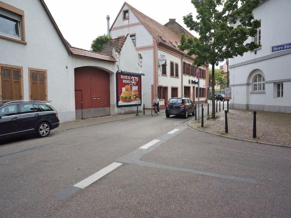 Wormser Str   4/Obere Riedstr  gg