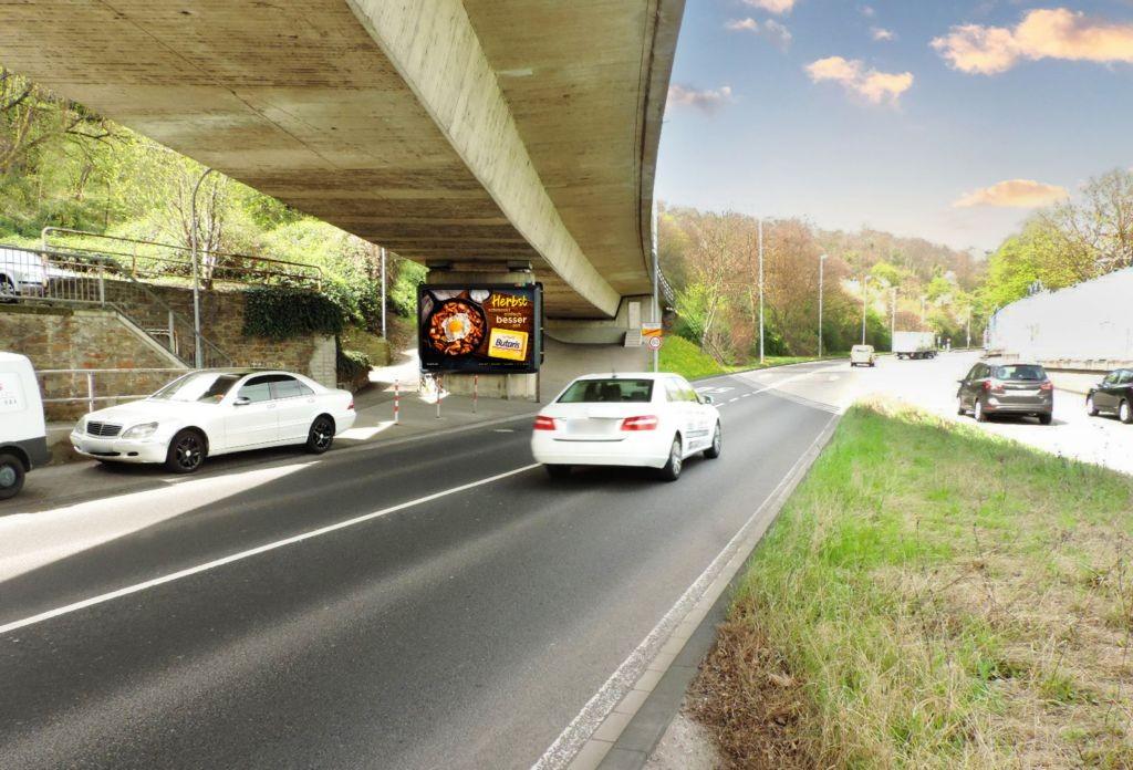 Römerstr 200 ew (B 9)/Brückenpfeiler
