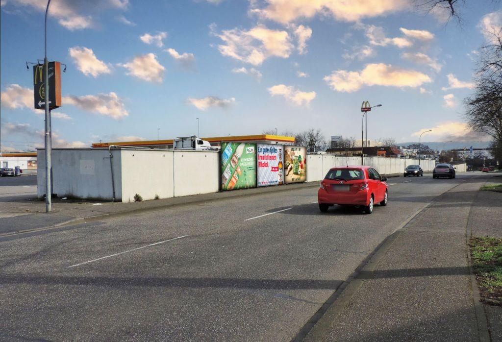 Friedrich-Mohr-Str Einf Shell Tankstelle