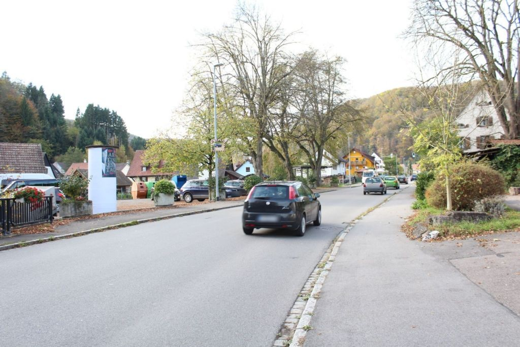 Lörracher Str (B 316)/Am Dorfbach